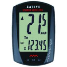 Cateye Computer Strada Wireless Rd300w, Fekete