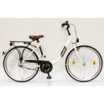 Schwinncsepel BUDAPEST B 26-18 GR 16 női City Kerékpár