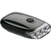 BikeFun Lámpa BLAZE első 3 fehér LED, 2 f