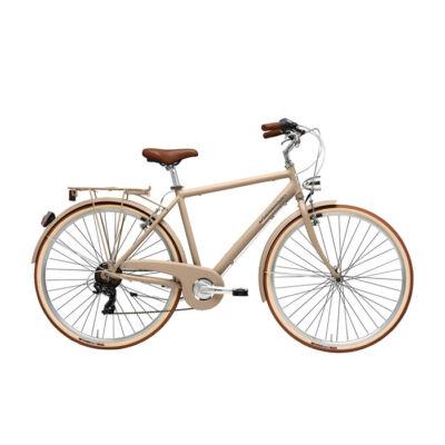 """ADRIATICA RETRO 28"""" 2018 6s férfi City Kerékpár mogyoró"""