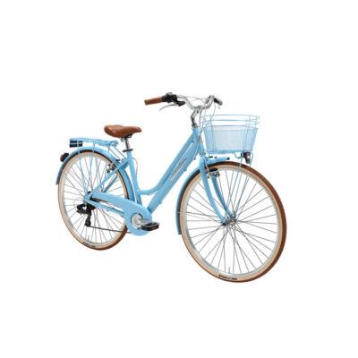 "ADRIATICA RETRO 28"" 6s 2018 női City Kerékpár kék"