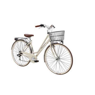 """Adriatica Panarea 28"""" 6s Női City Kerékpár krém"""