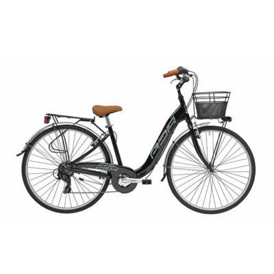 "ADRIATICA RELAX 28"" 6s 2018 női City Kerékpár fekete"