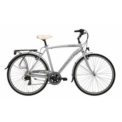ADRIATICA SITY 3 700C 18s 2018 férfi City Kerékpár szürke