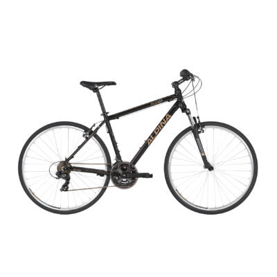 Alpina Eco C10 férfi Cross Kerékpár black