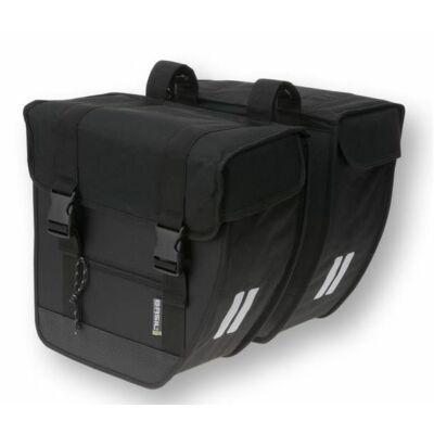 BASIL Táska Csomagtartóra 2 részes TOUR XL fekete