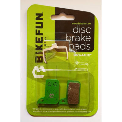 BikeFun Fékbetét tárcsafékhez - DS-56+SP-56