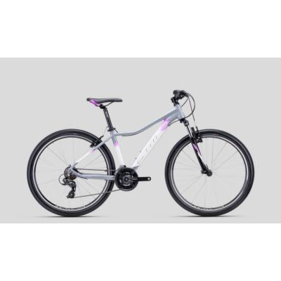 CTM Charisma 1.0 női Mountain Bike világosszürke-lila