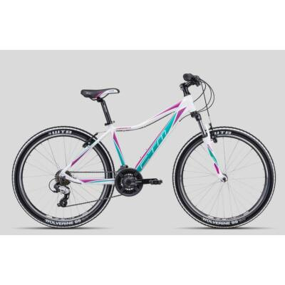 CTM CHARISMA 1.0 2017 Mountain bike fehér-zöld