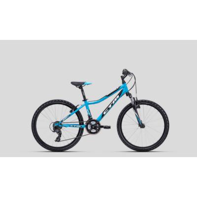 CTM Berry 2.0 Gyerek Kerékpár kék-fekete-fehér
