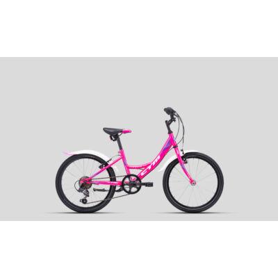 CTM Maggie 2.0 2021 Gyerek Kerékpár pink-lila