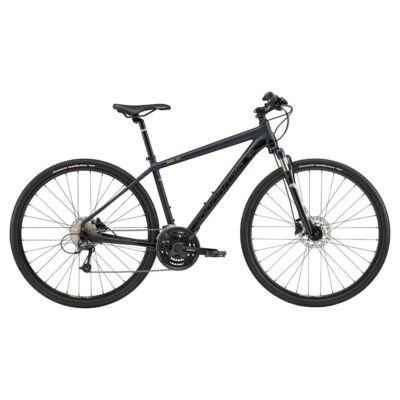 Cannondale QUICK CX 3 2018 férfi Cross Kerékpár fekete