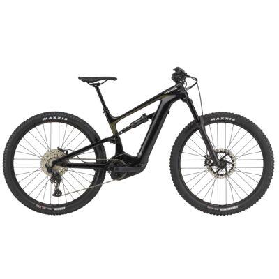 Cannondale Habit Neo 3+ 2021 férfi Fully Mountain Bike fekete