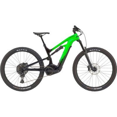 Cannondale Moterra Neo CRB 3+ 2021 férfi E-bike zöld
