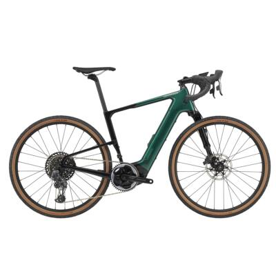Cannondale Topstone Neo CRB 1 Lefty 2021 férfi E-bike
