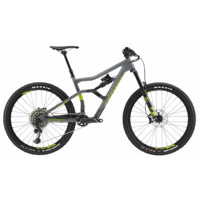 Cannondale TRIGGER CARBON/ALLOY 2 2018 férfi Fully Mountain Bike