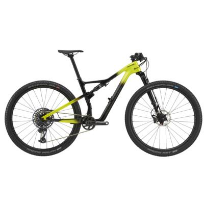 "Cannondale Scalpel 29"" Carbon LTD 2021 férfi Fully Mountain Bike"