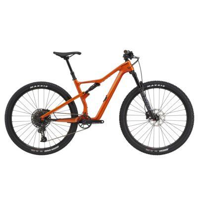 "Cannondale Scalpel 29"" Carbon SE 2 2021 férfi Fully Mountain Bike"