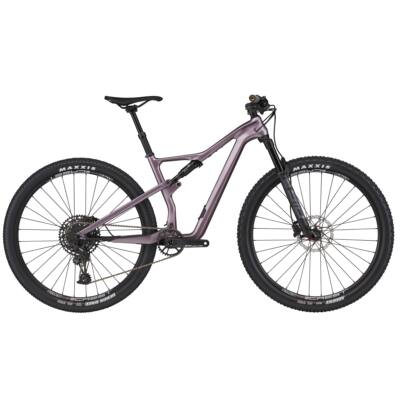 "Cannondale Scalpel 29"" Carbon SE Womens 2021 női Fully Mountain Bike"