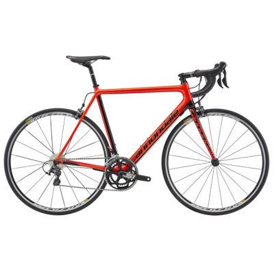 Cannondale SUPER SIX EVO CARBON ULTEGRA 2017 férfi Országúti Kerékpár piros