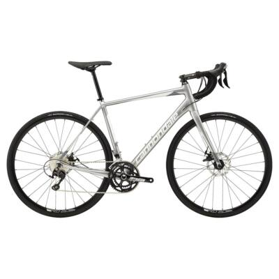 Cannondale SYNAPSE DISC 105 2018 férfi Országúti Kerékpár ezüst