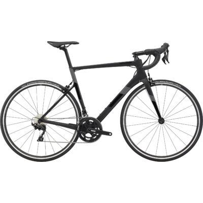 Cannondale Super Six Evo 105 2021 férfi Országúti Kerékpár fekete