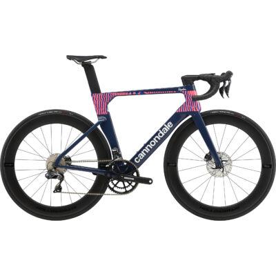 Cannondale System Six HM Ultegra Di2 2021 Triathlon Kerékpár