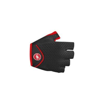 3e34f3a56b Castelli TESORO W GLOVE női kerékpáros kesztyű, fekete/piros ...
