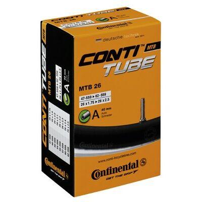 Continental belső tömlő kerékpárhoz Compact 20 wide 50/62-406/451 D40 dobozos