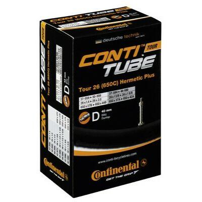 Continental belső tömlő kerékpárhoz Tour 28 Hermetic Plus 32/47-622 D40 dobozos