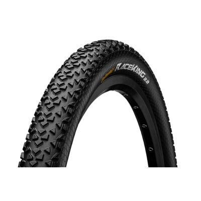 Continental gumiabroncs kerékpárhoz 55-584 Race King II 27,5x2,2 fekete/fekete, Skin hajtogathatós