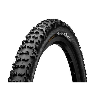 Continental gumiabroncs kerékpárhoz 55-584 Trail King 2.2 Performance 27,5x2,2 fekete/fekete, Skin