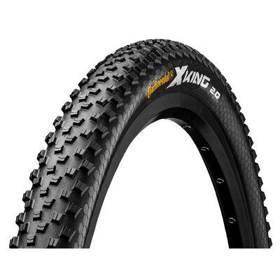Continental gumiabroncs kerékpárhoz 50-622 X-King 2.0 Performance 29x2,0 fekete/fekete Skin