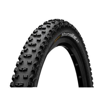Continental gumiabroncs kerékpárhoz 60-559 Mountain King II 2.4 Performance 26x2,4 fekete/fekete, Skin