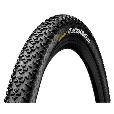 Continental gumiabroncs kerékpárhoz 50-559 Race King 2.0 26x2,0 fekete/fekete, Skin hajtogathatós
