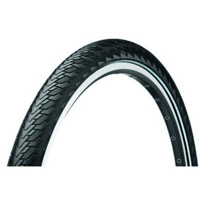 Continental gumiabroncs kerékpárhoz 55-559 CruiseContact 26x2,2 fekete/fekete, reflektoros