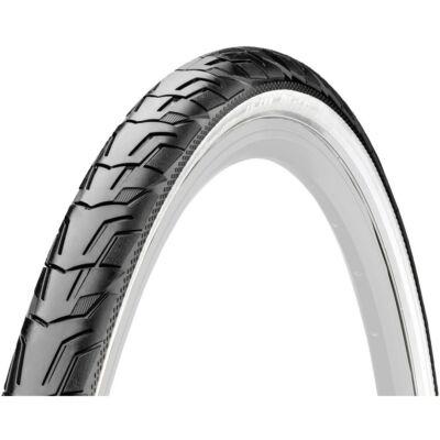 Continental gumiabroncs kerékpárhoz 42-622 Ride City 28x1,6 fekete/fehér, reflektoros