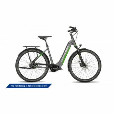 Corratec E-Power Trekking Trinity Tube 28 P5 8S Wave 2021 női E-bike
