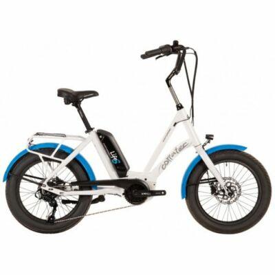 Corratec Life S AP5 RD 8 fehér-kék 2021 E-bike