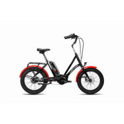Corratec Life S AP5 fekete-piros 2021 E-bike