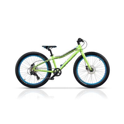 "Cross Rebel Junior fiú 24"" 2021 Gyerek Kerékpár"