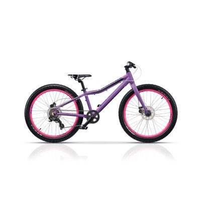 """Cross Rebel Junior lány 24"""" 2021 Gyerek Kerékpár"""
