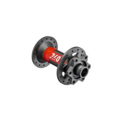 DT Swiss Agy 240 EXP Boost első disc 6 csavaros 110x15mm 32h fekete