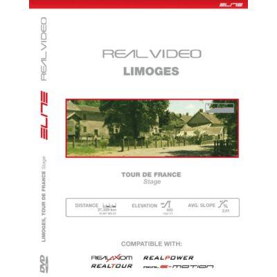 Elite görgőhöz DVD Limoges TdF