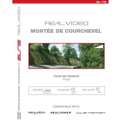 Elite görgőhöz DVD Montée De Courchevel
