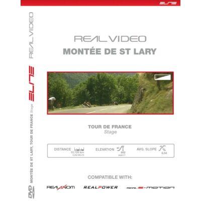 Elite görgőhöz DVD Monte De St Lary Soulan TdF