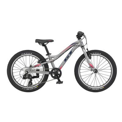 """GT Stomper 20"""" Prime 2021 Gyerek Kerékpár ezüst"""