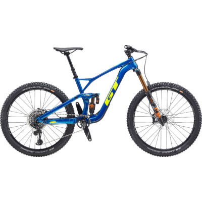 """GT Force 27,5"""" Carbon Pro 2020 férfi Fully Mountain Bike"""