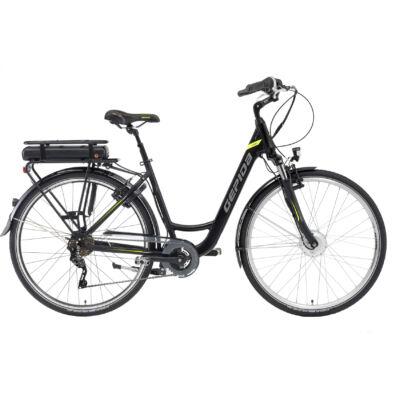 """Gepida CRISIA ALTUS 7 BAF-F 28"""" 2019 női E-bike matt fekete"""