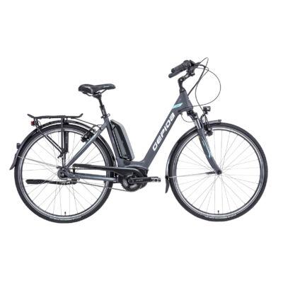 """Gepida REPTILA 1000 NEXUS 8C 28"""" női E-bike matt grafit"""